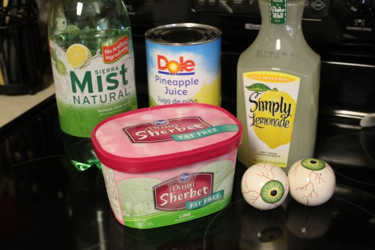 """Green Punch Recipe for Toy Story Party! Put blueberries in for """"planets"""" @Janae Maher"""