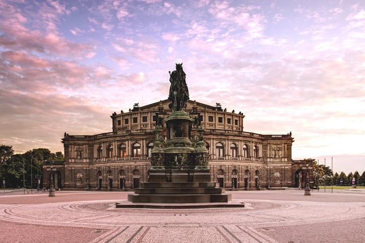 Semperoper Dresden / Dresden Opera