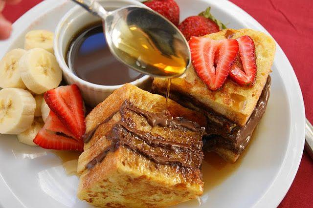 Pin by Jennifer Chung on Pancakes, Waffles & French Toast Galore | Pi ...