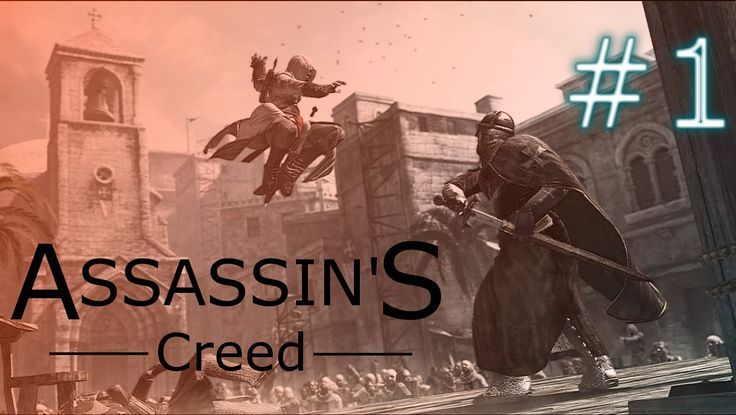 Let's play Assassin's Creed #1 Parkour? To nie problem!