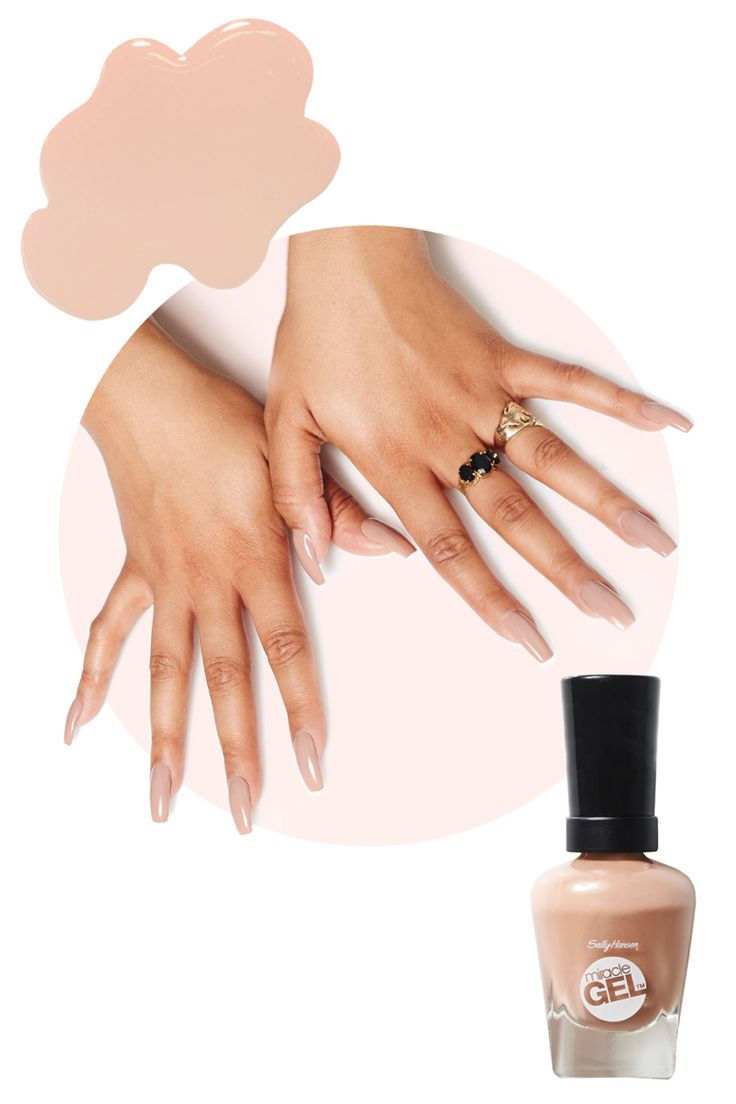 28 best Miracle Gel   Sally Hansen Canada images on Pinterest   Nail ...