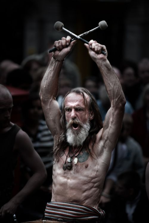Being an old Viking may not be all that bad, being an old Viking just means you are a bad ass with power surpassed only by Odin.