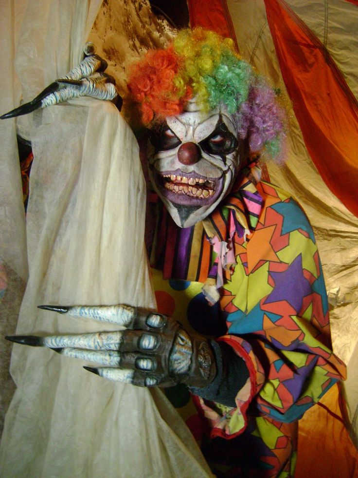 17 Best Images About Evil Clowns On Pinterest Scary