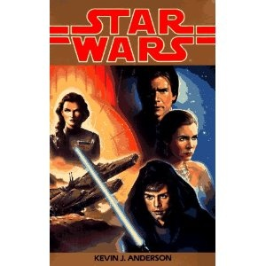 #StarWars: Jedi Trilogy Boxed Set (books) by @theKJA - Consider them research for #EpisodeVII. £14.72