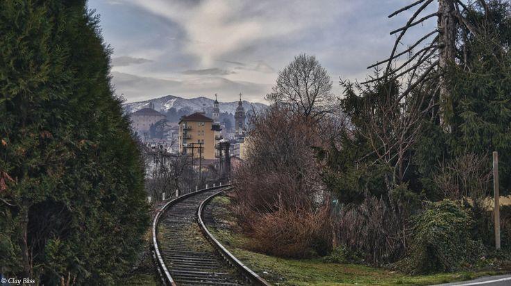 la mia città vista dal treno by Clay Bass on 500px