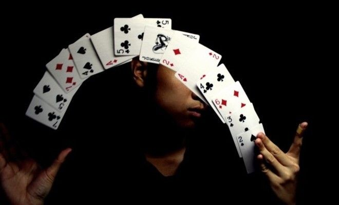 So Cardistry Is An Actual Job – And It Looks Pretty Epic To Us