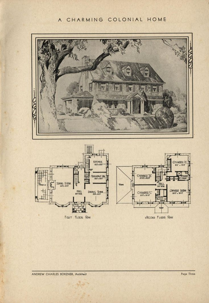 231 best historic house plans images on pinterest | vintage houses