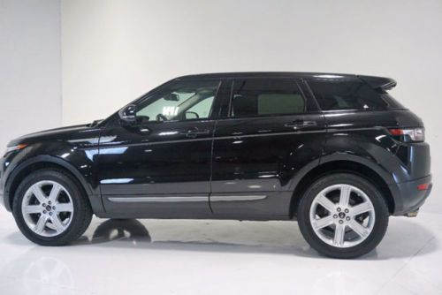 2013 Land Rover Range Rover Pure Black for sale photo 2