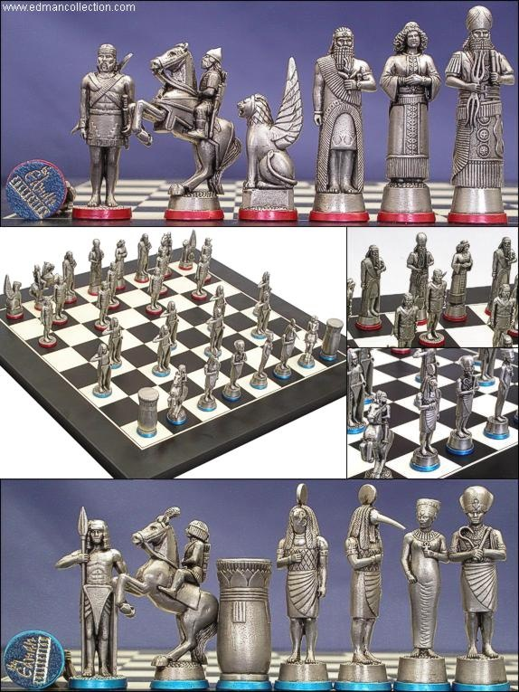 the perfect chess game Each player begins the game with sixteen tokens selected from these types) in  games-theory parlance, chess is a zero-sum, perfect information game zero-sum .