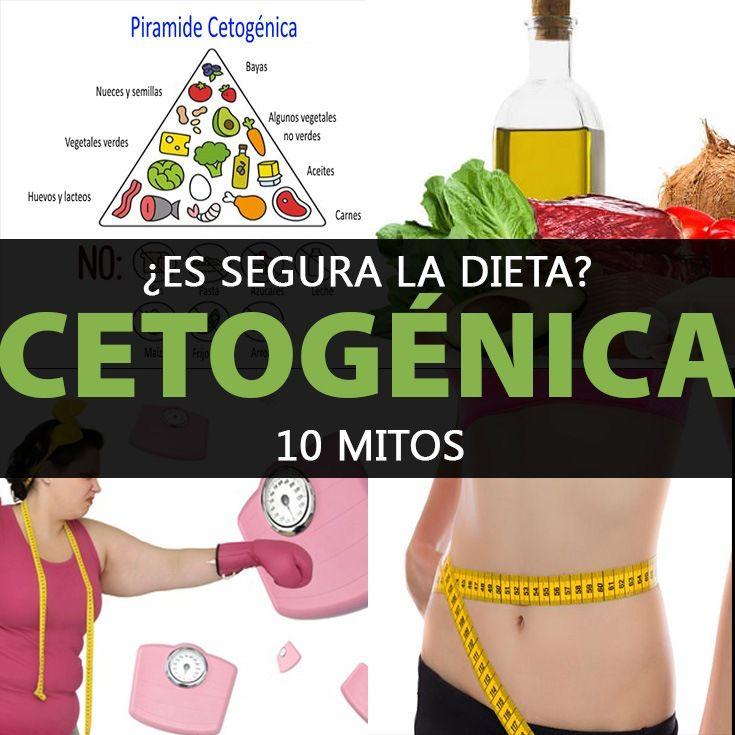 5 mitos de la dieta cetosisgénica