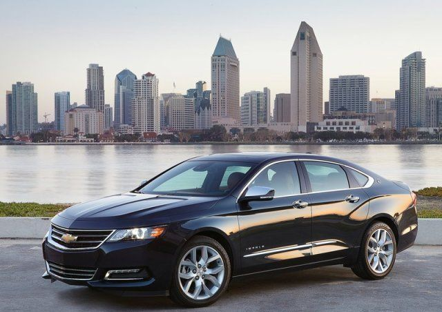 2015 CHEVROLET Impala -Maybe my next car when I decide to ditch my monte!