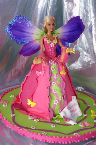 Cool barbie cake. That looks very pretty. Please check out my website Thanks. www.photopix.co.nz