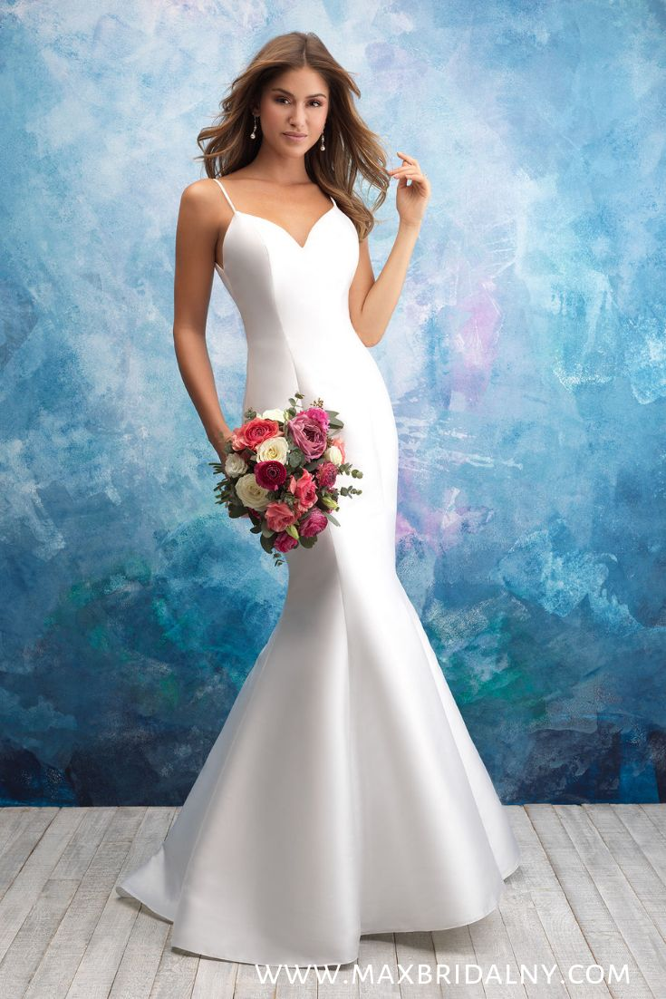 99f4ceee2e Pin by Max Bridal NY on Allure Bridal in 2019