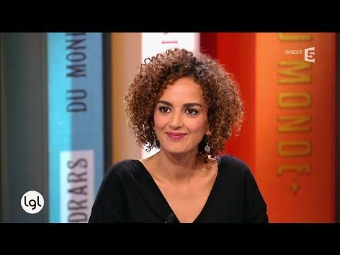 Leïla Slimani parle de son roman Chanson Douce (Gallimard) - YouTube