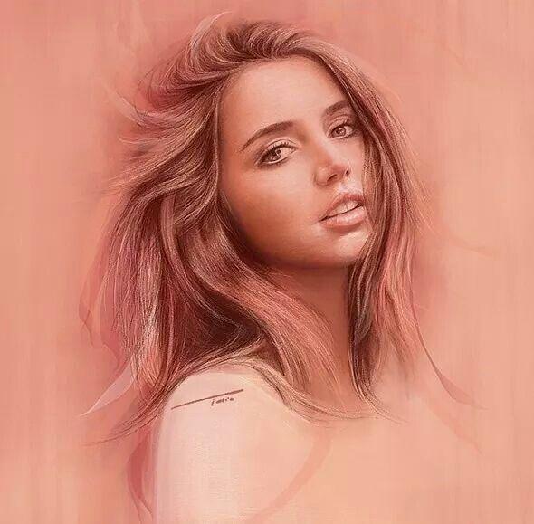 Digital drawing by Tolio