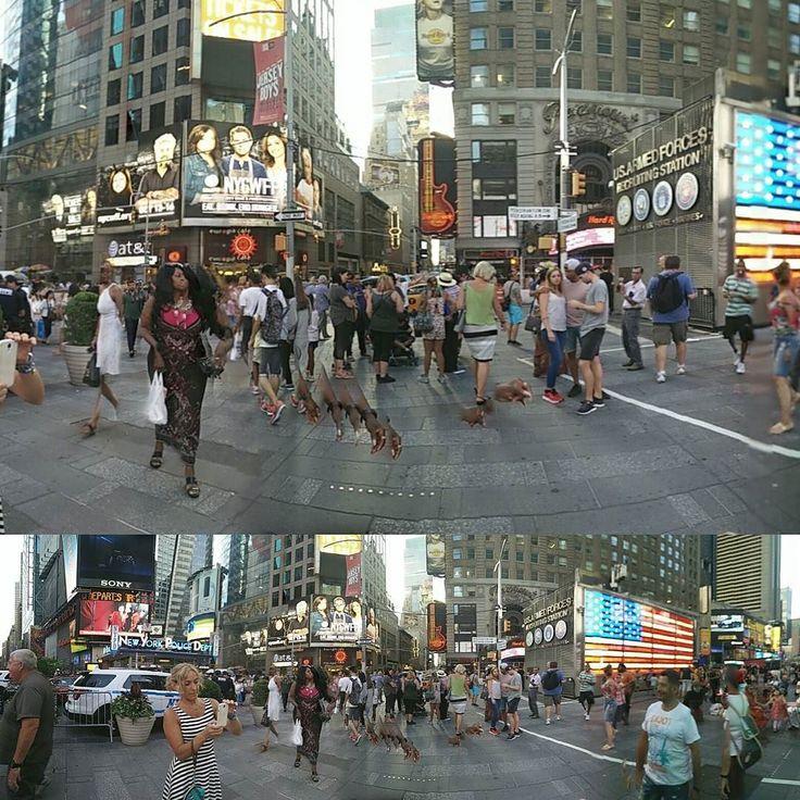Times Square my favorite spot on earth  #newyork #timessquare #throwback #latergram #lookaround #panoramic #traveldiaries #newyorkdiaries #nyc #fulloflife #travelphotography #travelblog #travel #instagirl #yo #goodvibes #goodmorningpost