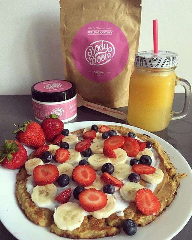 Dzień dobry😏 Zdrowe śniadanie, trening i kawowy prysznic- efekt #bikinibodyboom gwarantowany!💪🏻www.bodyboom.pl #goodmorning#fit#breakfast#healthylifestyles#bikinibody#fitgirl#motivation#coffeescrub#madeinpolandwithlove #Repost @fajna_karolajna