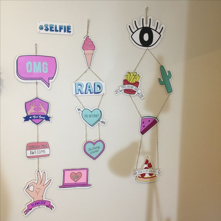 #mywall