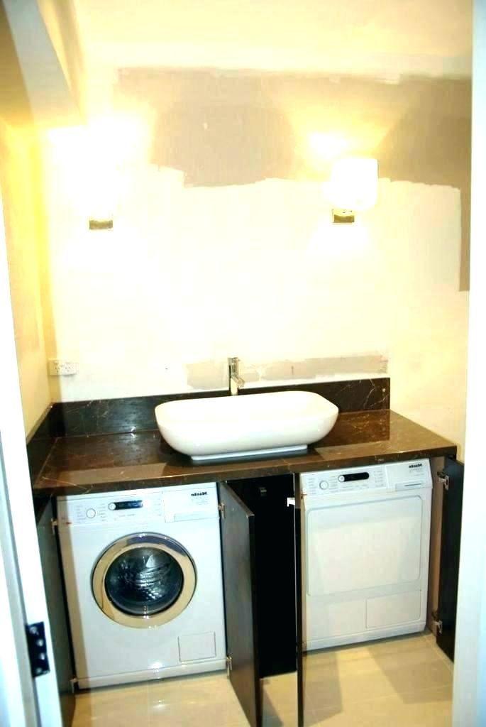 Badezimmer Ideen F Kleine B臈er Mit Waschmaschine