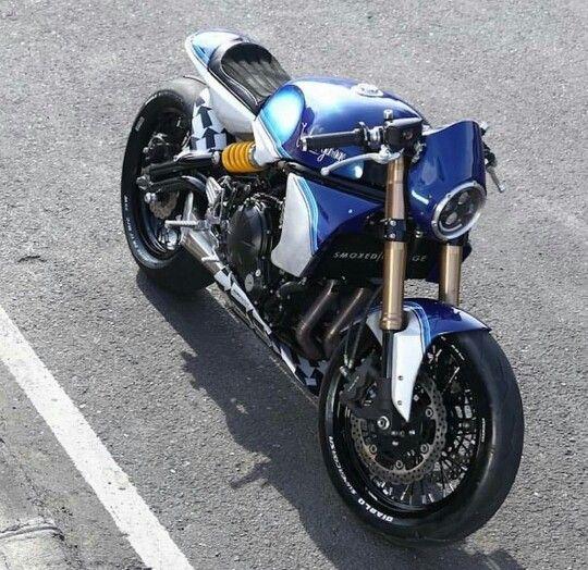 Kawasaki Ern Cafe Racer Kit