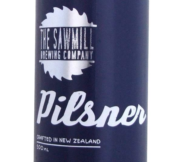 The Sawmill Pilsner 500ml Beer in New Zealand - http://www.beergermany.co.nz/beer-from-germany-in-nz/the-sawmill-pilsner-500ml-beer-in-new-zealand/ #German #beer #NewZealand #nzbeer