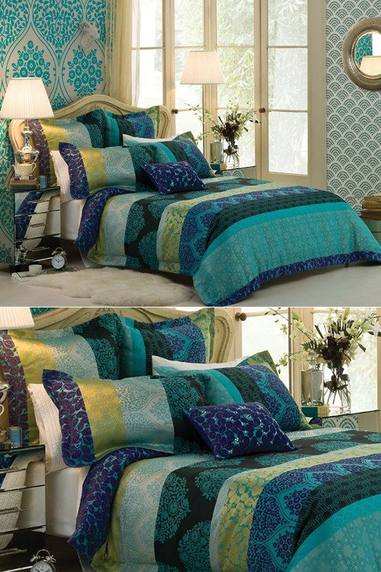 59 Best Images About Bedding On Pinterest Tropical