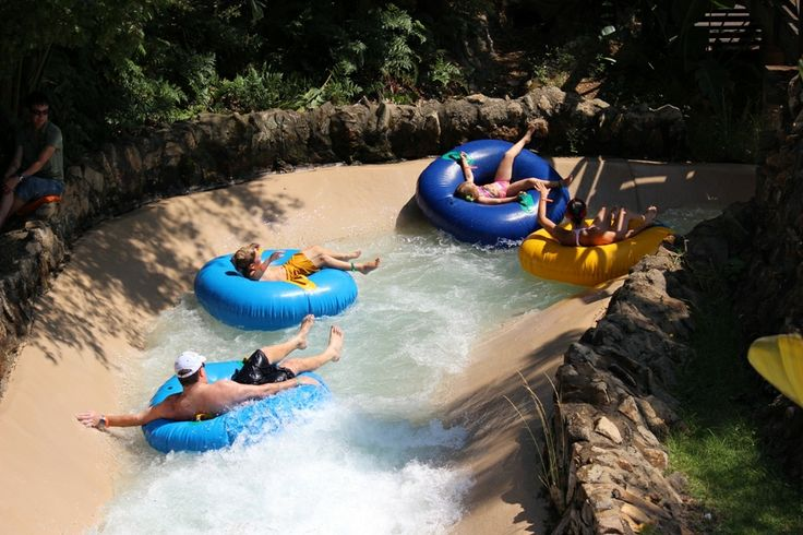 Rinkhals Tube Rapids