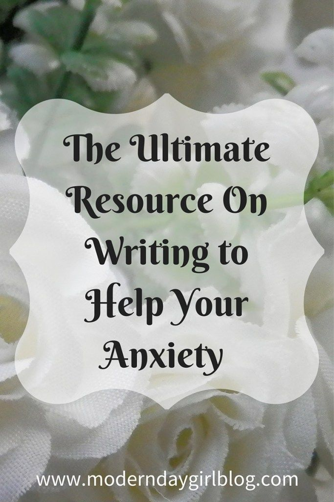Lets beat anxiety. Writing is a aproven and the best technique to help with mental illness. This is a full guide on how and why to do it.