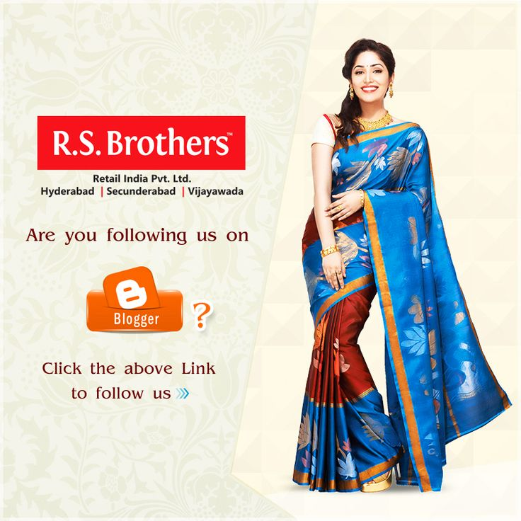#R.S.Brothers is now available on #Blogger Just click this link to follow us – goo.gl/K6pNuA