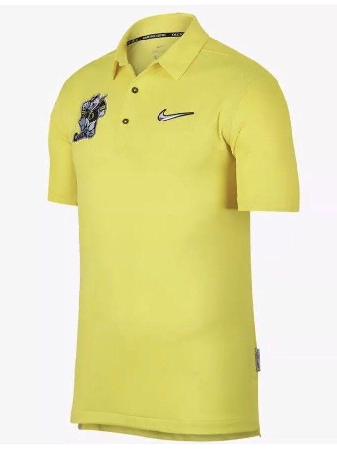 5405ea13 Nike Men's Oregon Ducks Stomp Cancer Doernbecher Freestyle Elite Polo NEW  SZ 2XL #Nike #ShirtsTops