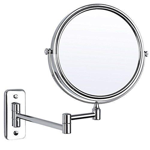 IBeaty Bathroom Mirror 8 inch Wall Mount Makeup Mirror Do... https://www.amazon.com/dp/B01N636UL8/ref=cm_sw_r_pi_dp_x_O9DMyb5AJ1P0X
