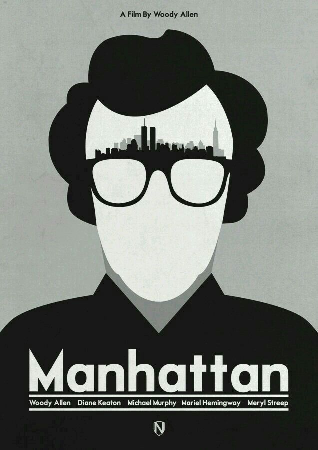 MANHATTAN (1979) (R) Woody Allen