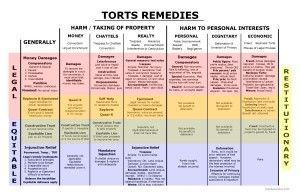Torts Remedies - Remedies Big Picture - Bar Exam Study Materials