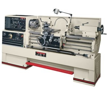 JET | Lathes for Metalworking | ZX Lathe | ZH Lathe | CL Lathe