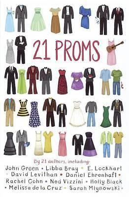 21 Proms by David Levithan, 9780606363273.