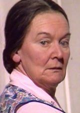 Mrs Edna Hall - Mary Hignett. Nothing Like Experience. Series 1 Episode 6. Original Transmission Date - Sunday 12th February 1978. #AllCreaturesGreatAndSmall #JamesHerriot #YorkshireDales.