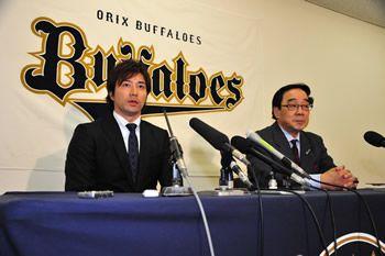 Takahiro Mahara (Orix Buffaloes)