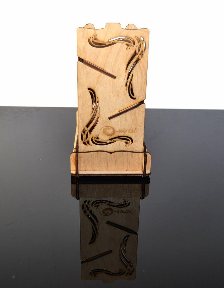 e-Raptor Dice Tower - Elven Box