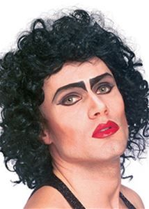 Rocky Horror Frank N Furter Adult Wig