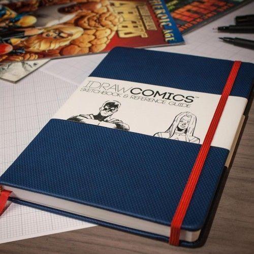 Comic zeichnen lernen mit diesem Comic-Buch