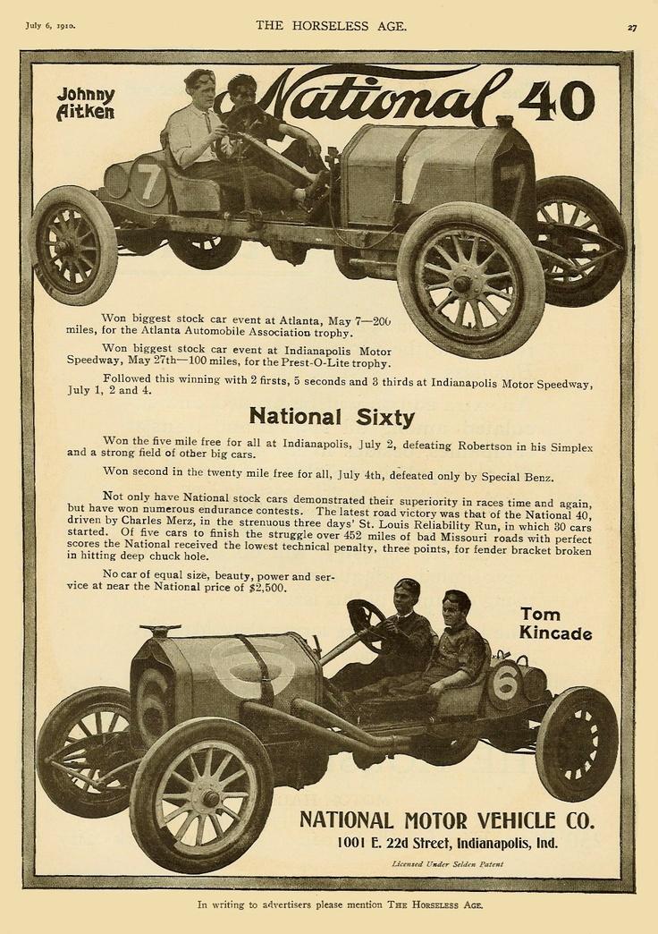 69 Best National Car Ads Images On Pinterest Motor Car Motors