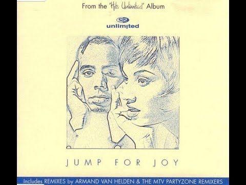 2 Unlimited - Jump For Joy (Itty-Bitty-Boozy-Woozy's Dub 4 Joy) | 90s HA...