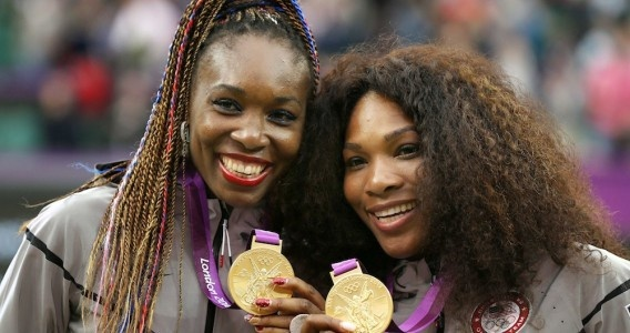 WILLIAMS SISTERS TO FACE OFF IN SA