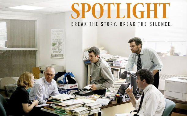 """""""Spotlight:"""" A Film Review"""