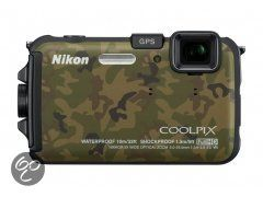Nikon Coolpix AW100 - Camouflage