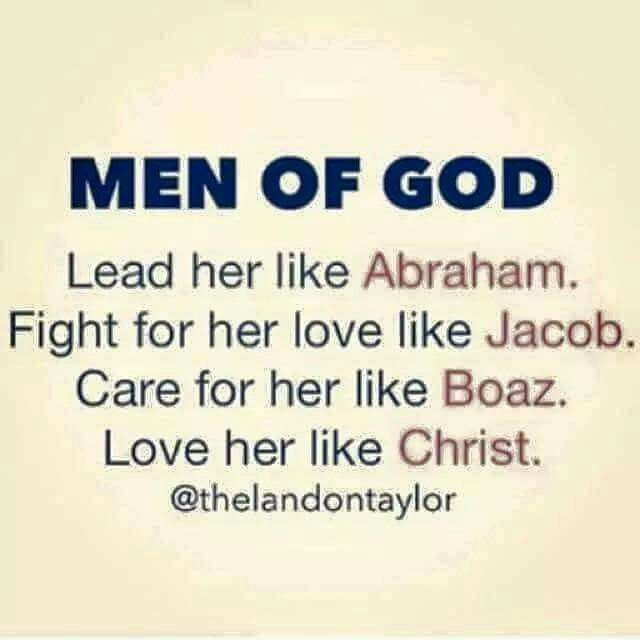 Man Of God. Love Her Like Christ ♥ And Likewise Women On To Your Own  Husbands As Christ So Loved The Church