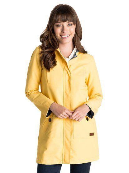 Женская куртка Changing Tides от ROXY. Характеристики: длинный крой, съемная подкладка, шамбре в полоску, передние накладные карманы на пуговицах. СОСТАВ: 73% хлопок, 27% нейлон...