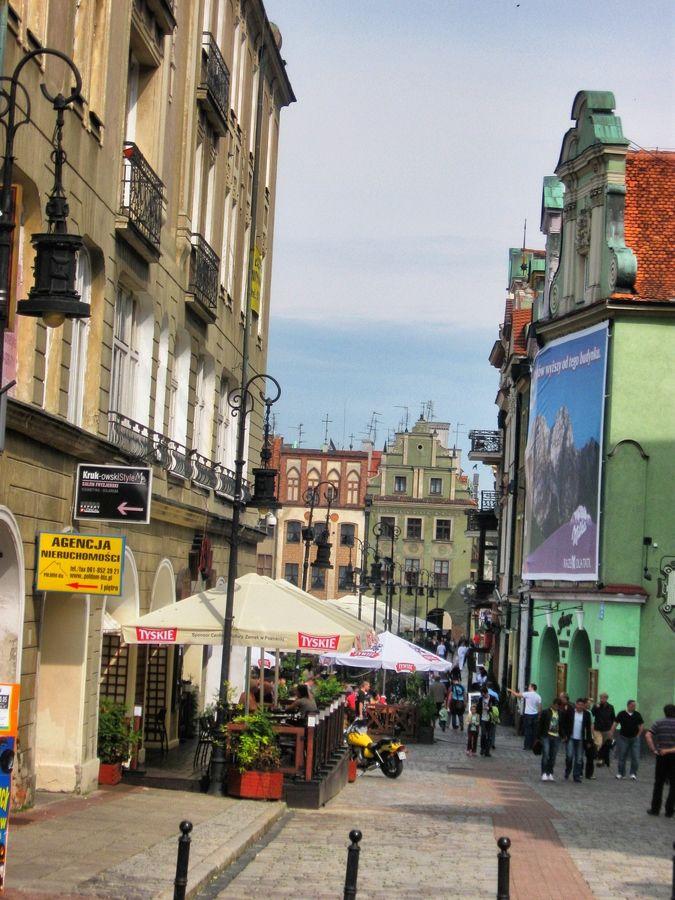 Poznan Street by Philip Vernon on 500px