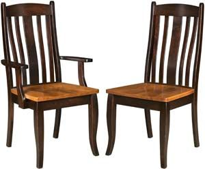 33% OFF Amish Furniture: Cleveland Chair: Maple (Brown)