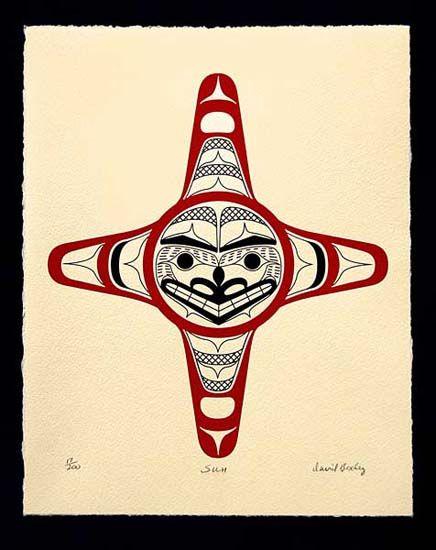 David Boxley - Tsimshian - Sun